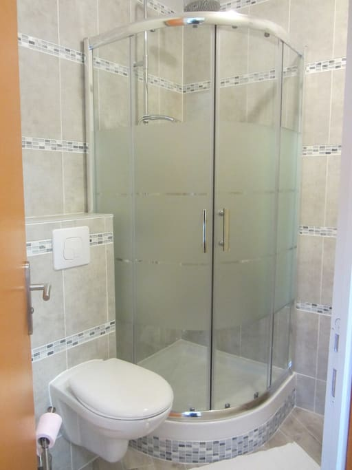 Douche individuelle