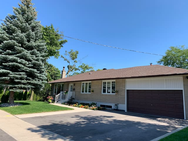 Convenient Centrally Located Basement Apartment  1