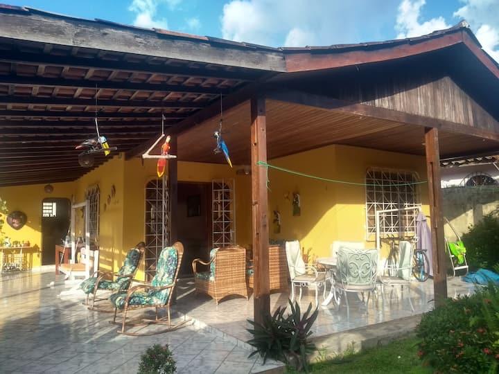 Casa Encanto da Ilha de Mosqueiro