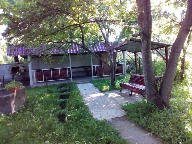 Гостевой дом в Степанаванском районе в селе Гаргар