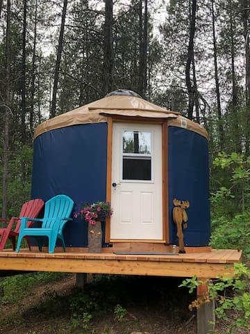The Glacier Yurt