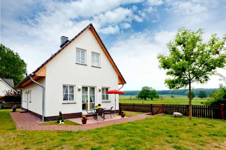 Ferienhaus Blütentraum in Binz auf Rügen