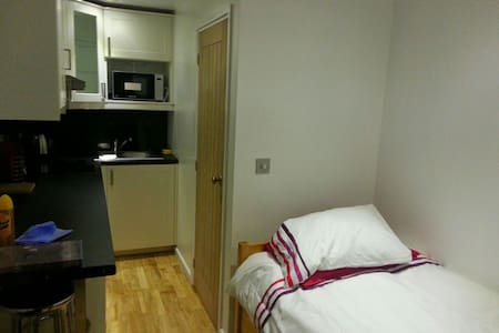 High specification studio flat