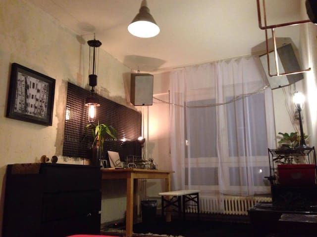 Room directly at Maybachufer (best spot) - Berlin - Apartemen