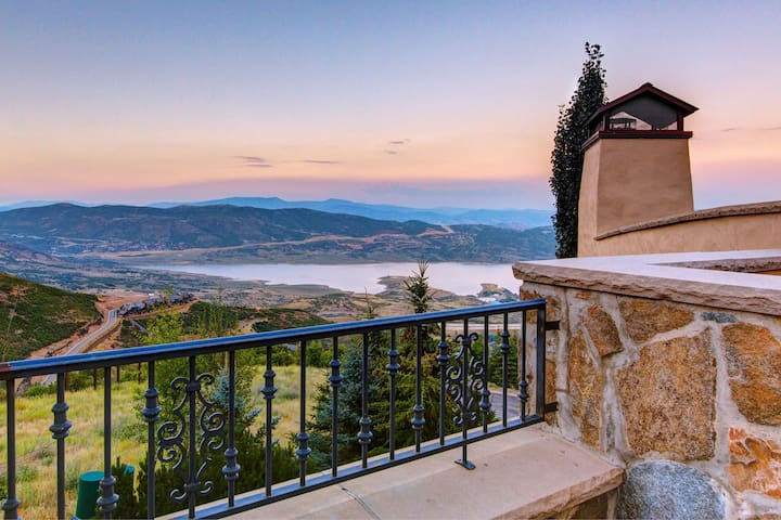 Luxury Rental Villa! Ski-In Ski-Out 7 Bedroom 9 Bath Private Home in Park City!! - Heber City - Apartamento