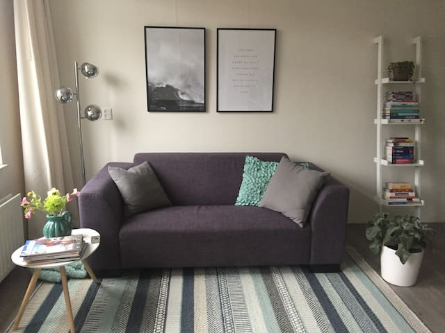 Big comfortable & cozy appartment Amsterdam Oost