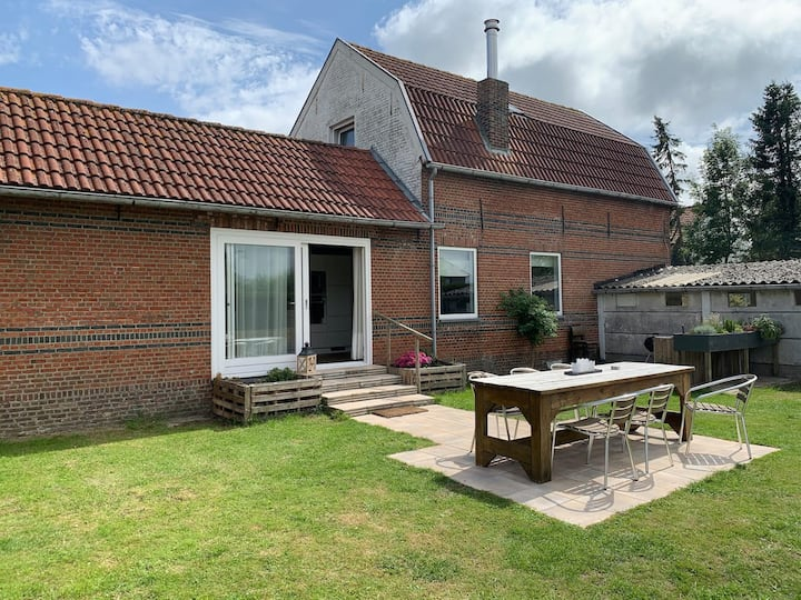 An ideal home for your holiday in the Netherlands