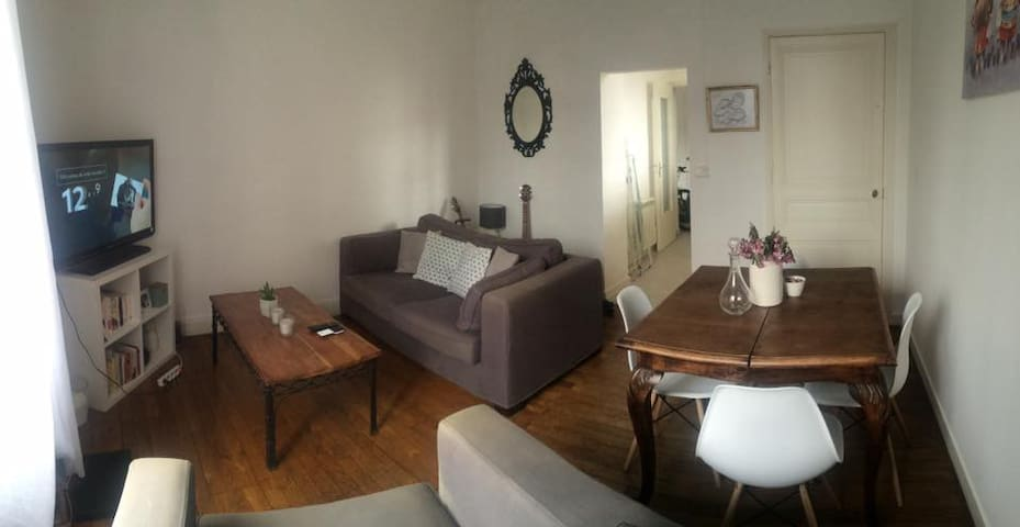 Charmant Appartement T2 - Nantes - Wohnung