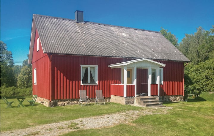Amazing home in Emmaboda with 2 Bedrooms
