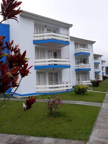 Apartamento a uma quadra do mar - Guaratuba, PR