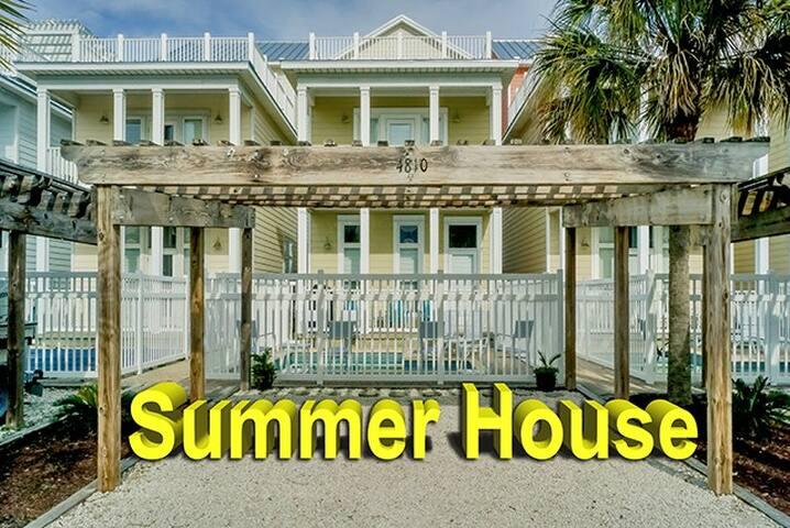 Summer House Beach House - Panama City