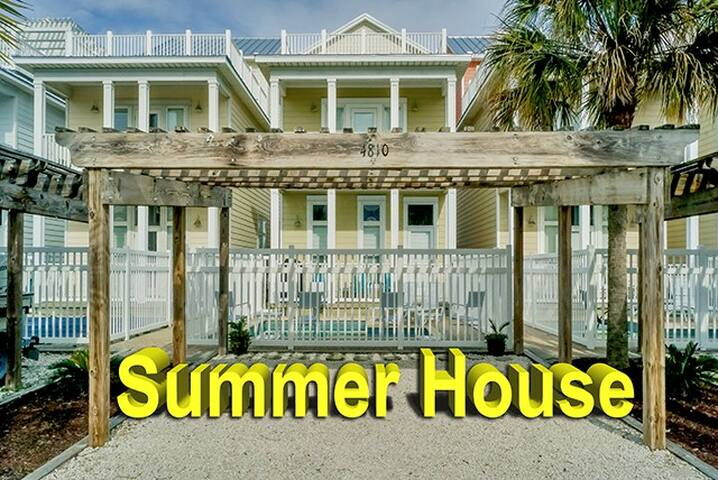 Summer House Beach House - 巴拿馬市