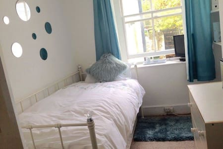 bedroom in a family home - Penzance