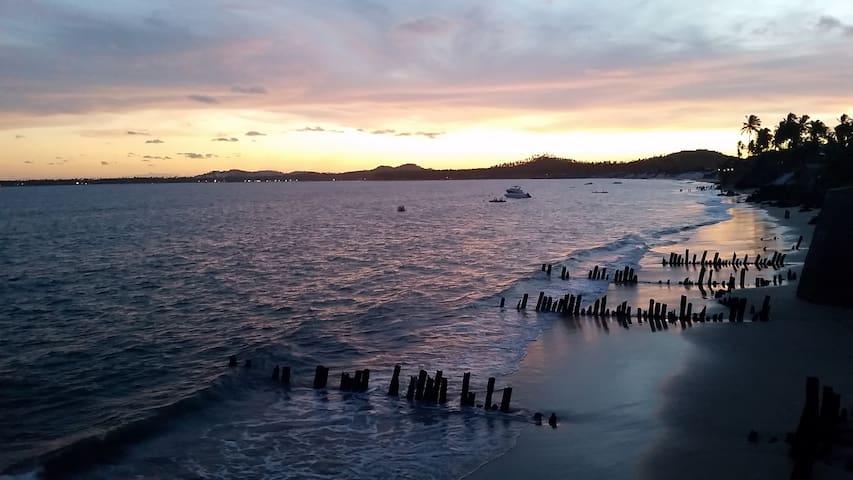 Casa de praia - Aver o Mar - Litoral Sul