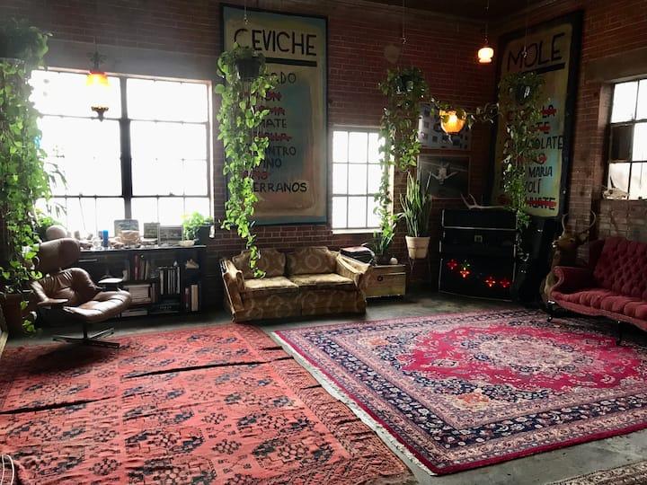 Artist Studio/Loft in Southtown