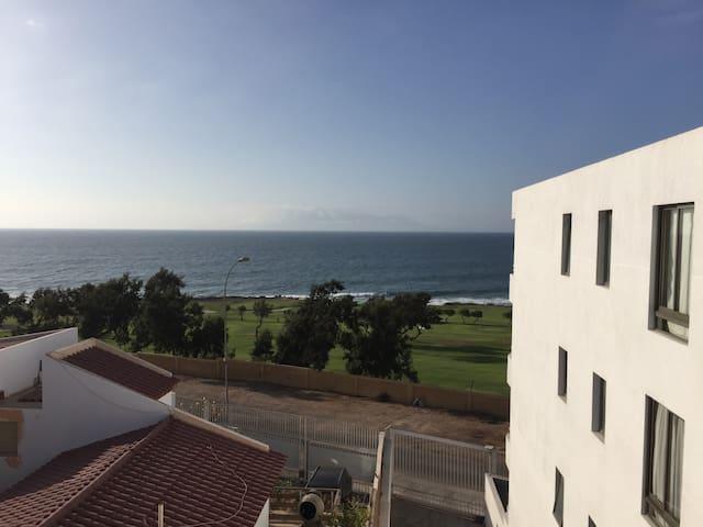 Lindo Departamento con maravillosa vista al mar - Antofagasta - Társasház