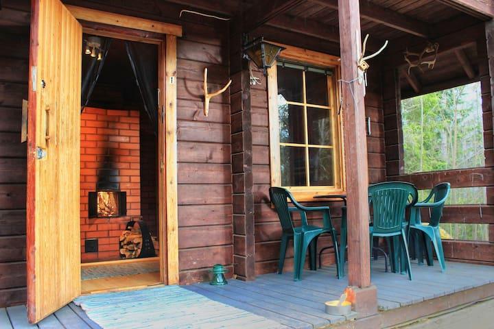 'Majakallio' cottage in Finland
