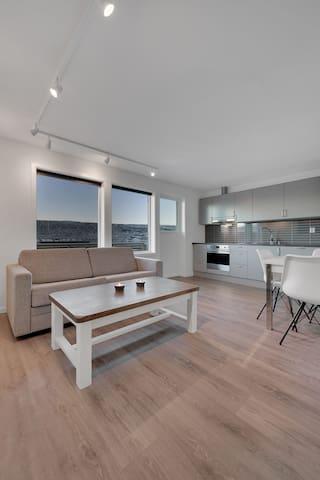 Lyngen Experience Apartments, Hvalbu - Nordlenangen