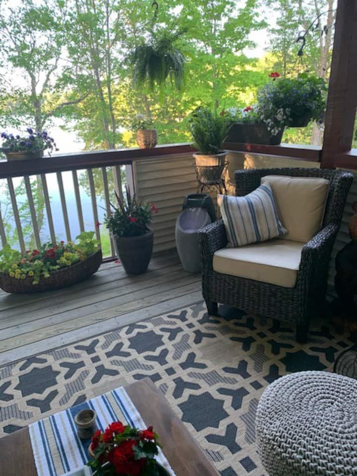Huntsville Waterfront Condo Monthly Rental