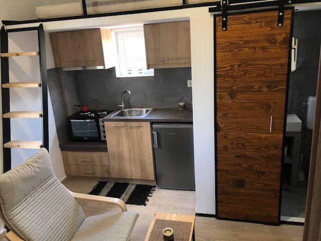 Modern Cozy Loft