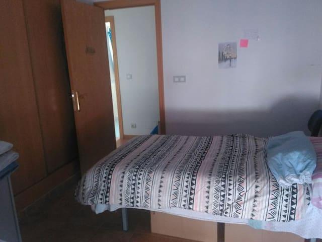 Amplia habitación  minimalista - Molina de Segura - Appartement