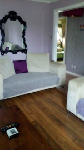 Spacious 2 bedroom flat - Edinburgh - Apartment