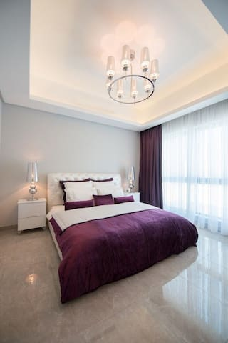 Seef-Deluxe Two Bed Room Family Apartment