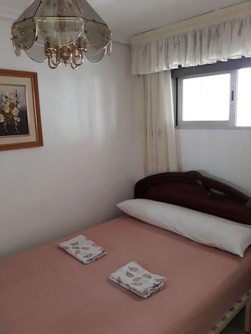 Te huur net appartement in Benidorm 7B