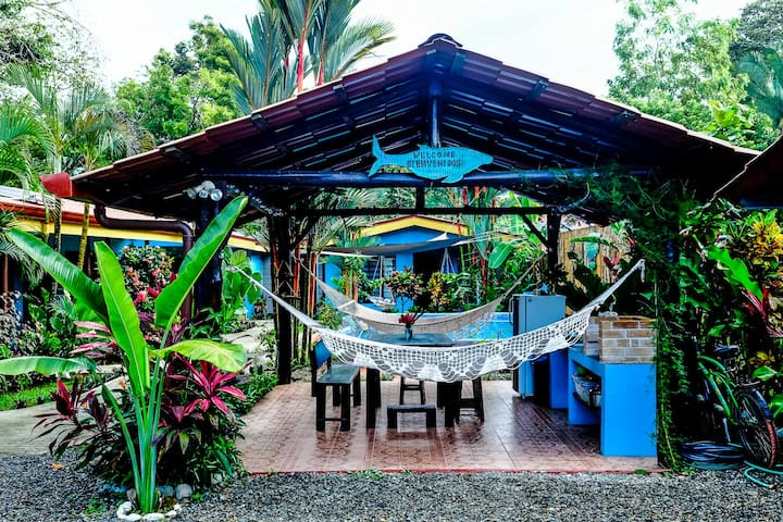 Newly Remodled Cabinas D'Val - Uvita - Cabana