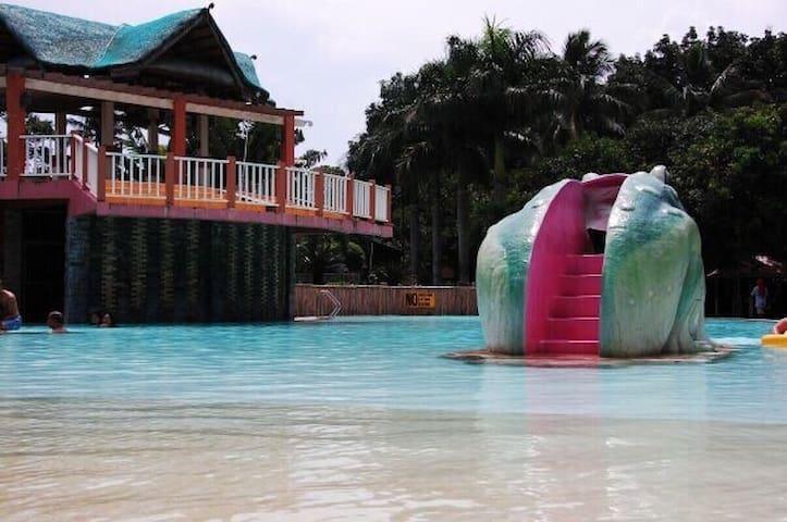 Hacienda Darasa Garden Resort - Tanauan - Loteng Studio