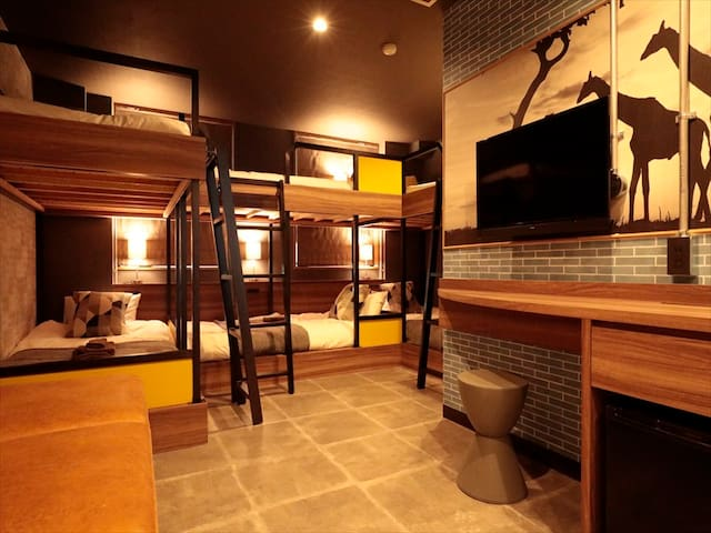 New Open! Under Raiway Hotel Akihabara#H