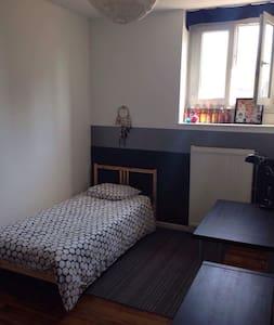 Grande chambre 1  : ) - Apartmen
