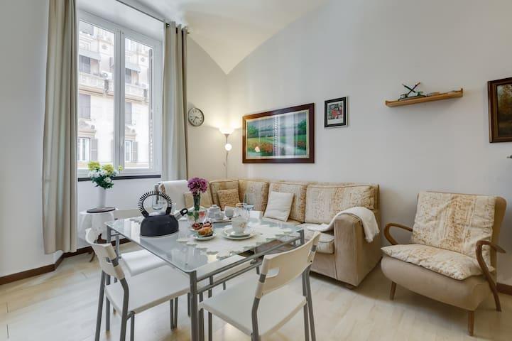 Termini House 2 - Roma - Apto. en complejo residencial