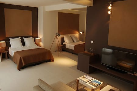 Family Room (2 to 4 guests) - Mindelo - Bed & Breakfast