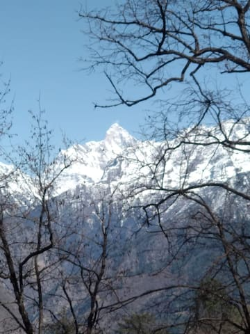 🌄 Humble stays in Joshimath 🛕 - Sleeps 12! 🏔️
