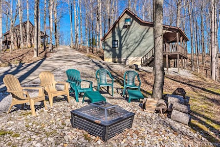 NEW! Private Escape ~ 5 Mi to Dale Hollow Lake!