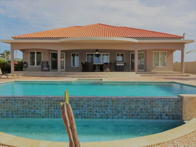 GREAT DEAL! USD 190.00! Infinity Pool Luxury VILLA - Noord - Villa