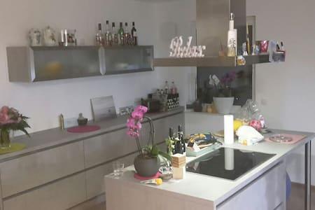 Großzügige Terrassen-Whg. im Grünen - Bad Honnef - Διαμέρισμα