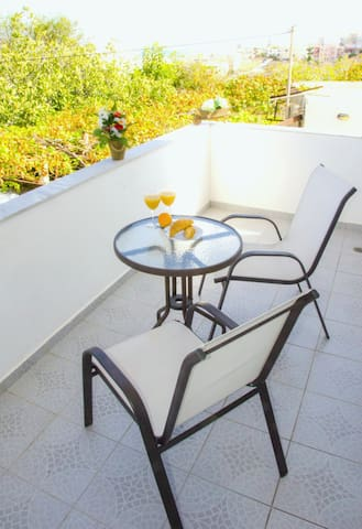 Central apartment - next to the beach(3) - Rethymno - Lejlighed