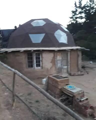 Habitación poniente del Domo