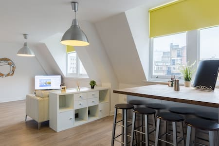 Beautiful loft - in the heart of Birmingham! - Birmingham