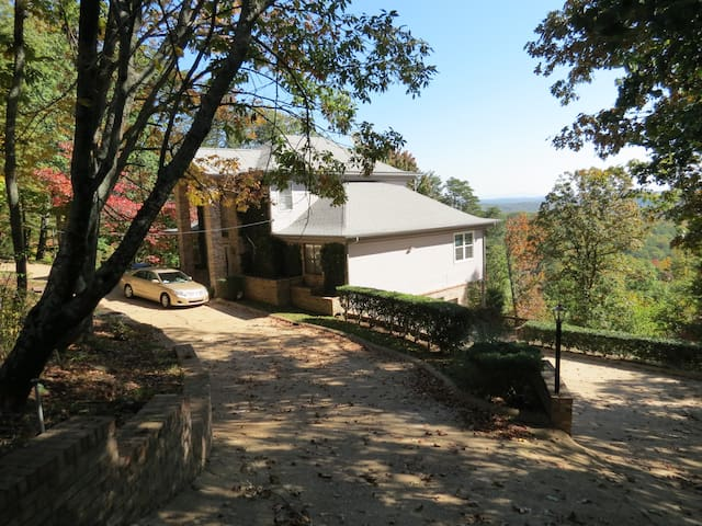 Majestic View Home with Panoramic Sunrises - Ooltewah - 一軒家