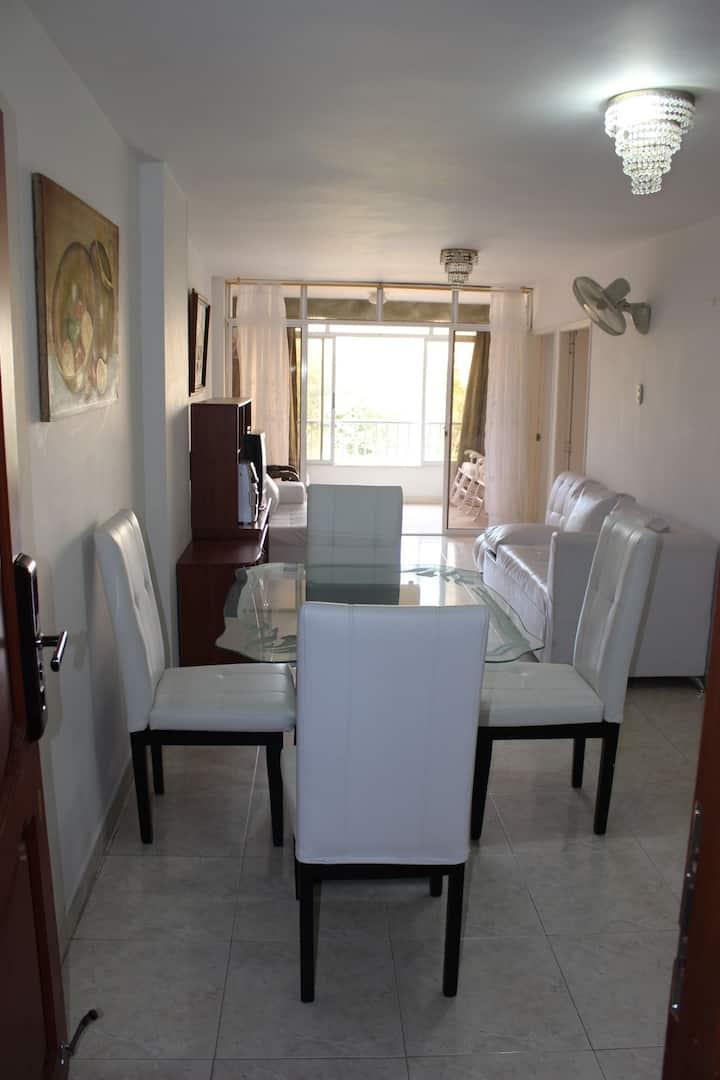 Apartamento amoblado y vacacional  en Sta Marta
