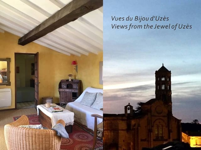 Jewel of Uzès -Historical Center -Wonderful Views