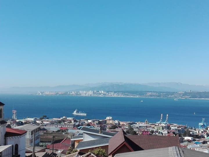 Habitación Playa Ancha, Valparaíso