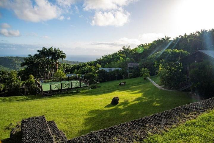 Naniki Barbados….it's a different world!