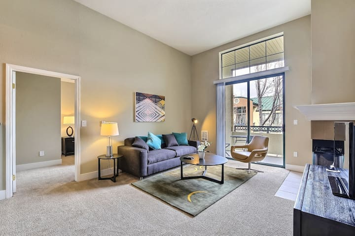 Relaxing & Quiet yet Close to SF - #225678 - San Mateo - Apartment