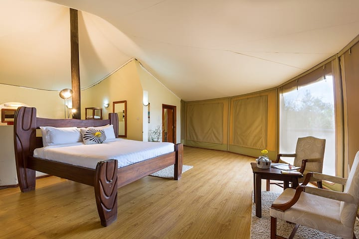 Kika Lodge- an exclusive wilderness resort