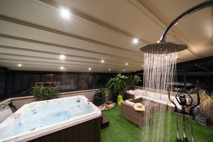 Penthouse  'Garden terrace'