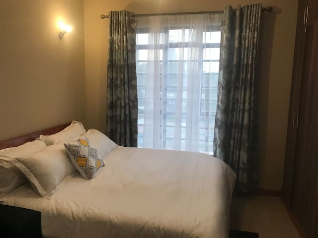 Nairobi west Suites Studio apartment 1002